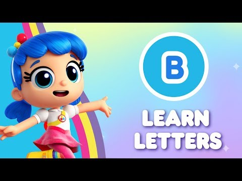 B - Learn Letters with True   True and the Rainbow Kingdom