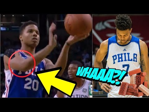 Markelle Fultz Has a NEW JUMP SHOT?  - (New Shooting FORM?!)
