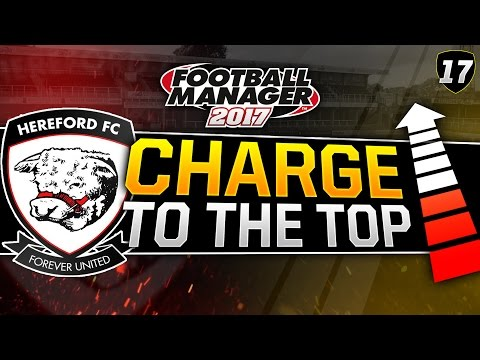 Charge to the Top - Episode 17: A Poor Preseason? | Football Manager 2017