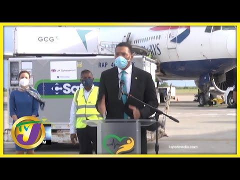 PM Holness Begs Jamaicans to get Vaccinated | TVJ News - July 31 2021