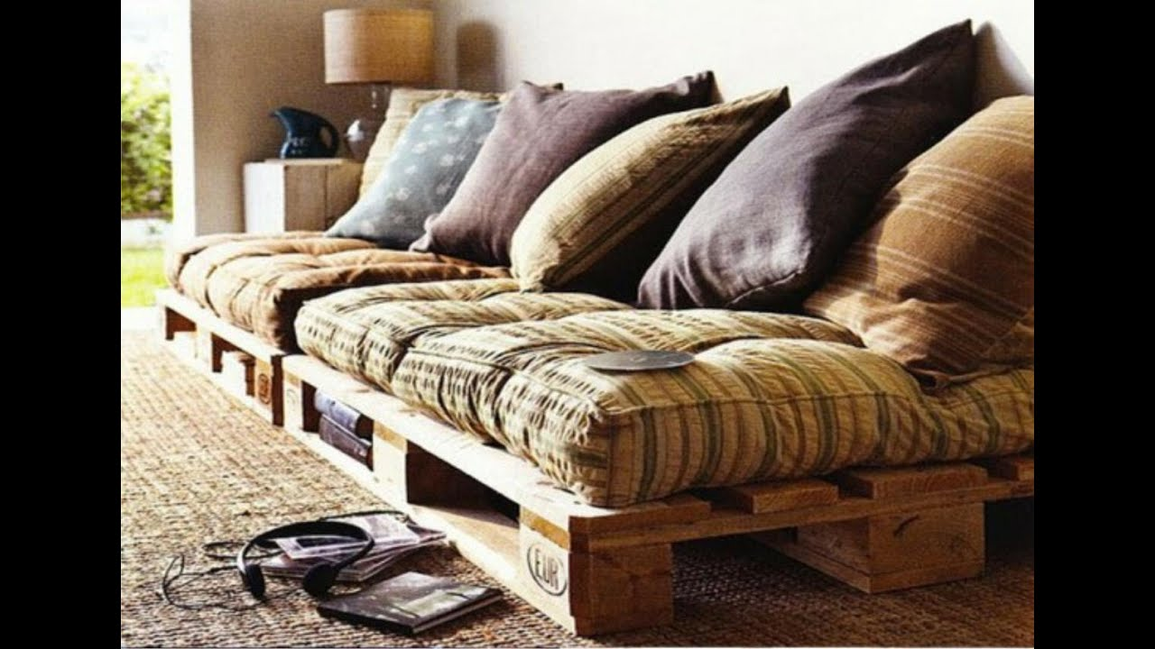 50 ideas para manualidades y reciclar palets de madera youtube