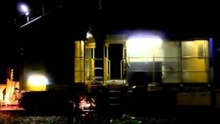 2013 5 21 高山本線マルチプルタイタンパー作業記録