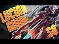 Lucian Guide German S8! ADC & Midlane Tipps Tricks