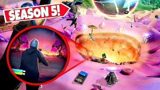 *NEW* HUGE SEASON 5 LOCATION *CHANGES* THAT YOU NEED TO SEE! (Fortnite)
