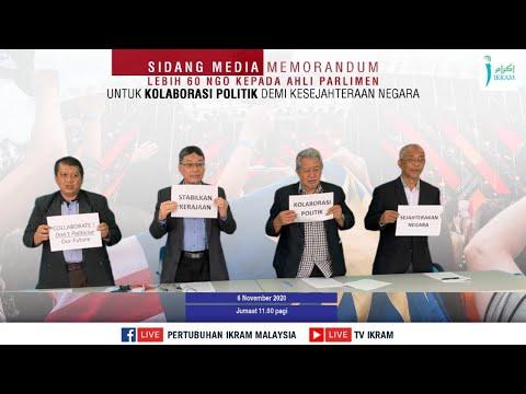 SIDANG MEDIA : Ahli Parlimen, bekerjasamalah! Ingatlah rakyat!
