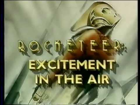 The Rocketeer Excitement in the Air TV Special (1991)