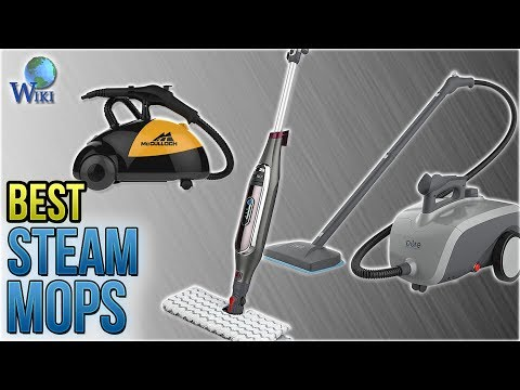 10 Best Steam Mops 2018