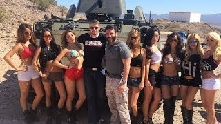 Fpsrussia's Day Off With Dan Bilzerian!!!