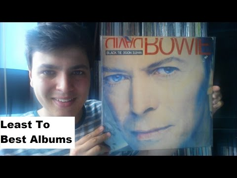 Least To Best David Bowie Albums