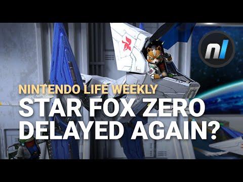 Star Fox Zero Rumours Point to Second Delay - Nintendo Life Weekly - 동영상