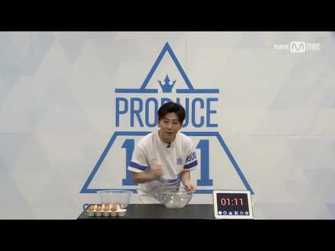 Produce 101 Season 2: Special! It's Meringue TimeㅣNoh Tae Hyun ㅣArdor and Able