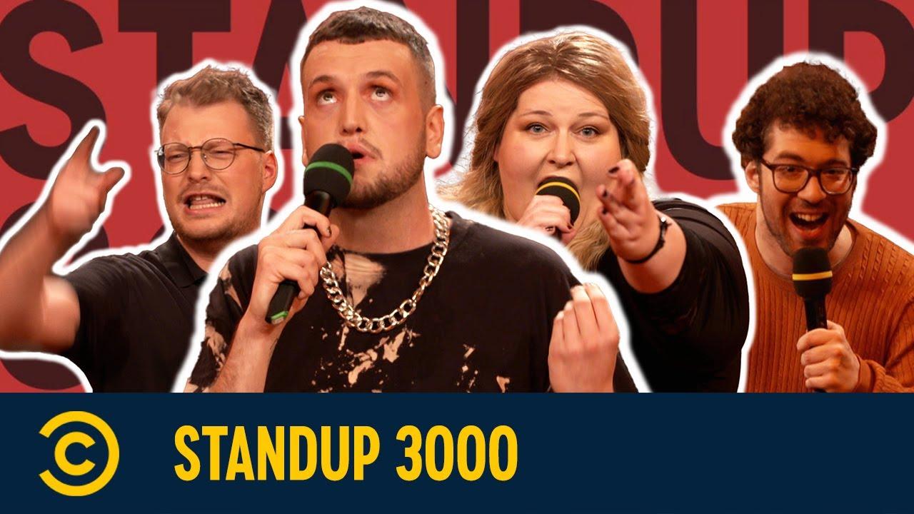 Berühmte letzte Worte | Standup 3000 | S06E05 | Comedy Central Deutschland