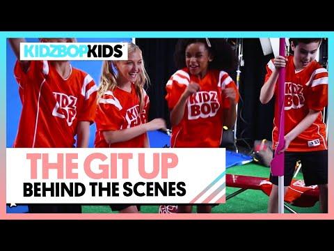 KIDZ BOP Kids – The Git Up (Behind The Scenes) [KIDZ BOP 40]