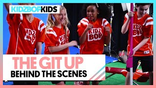KIDZ BOP Kids - The Git Up (Behind The Scenes) [KIDZ BOP 40]