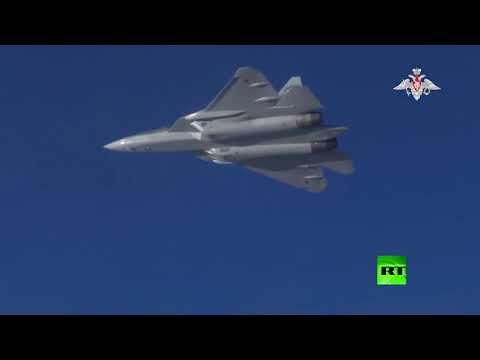 شاهد: عمليات قتالية للمقاتلات سو 57 من الجيل الخامس الروسية في سوريا  - نشر قبل 2 ساعة