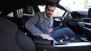 Обзор Audi a5 sportback 2017