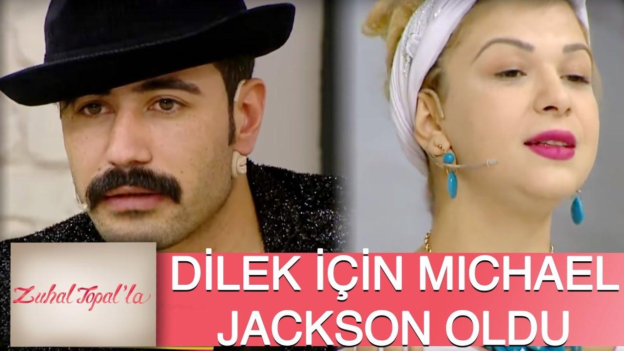 Zuhal Topal'la 104. Bölüm (HD)   İbrahim Michael Jackson Oldu, Dilek' e Yeniden Talip Çıktı!