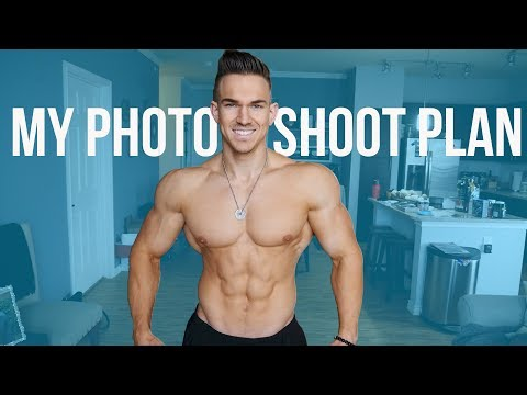 HOW TO GET PHOTO SHOOT READY | PHYSIQUE UPDATE | CHEST WORKOUT thumbnail