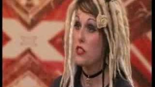 Worst X-factor Audition EVER !!!   - Ariel Burdett   (2008)