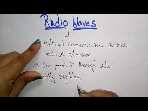Transmission Media | Radio,micro & Infrared Waves |