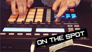 Kid Cudi Producer Makes A Beat ON THE SPOT - WoodroSkillson ft Merty Shango