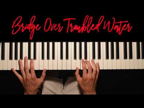 Bridge Over Troubled Water  - Artists for Grenfell (Piano Cover)