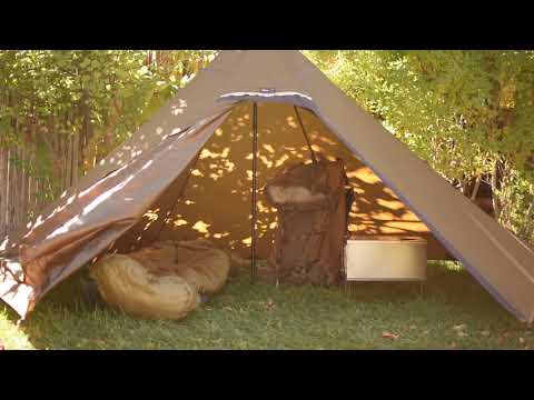 Floorless Tipi Tent Benefits Discussion