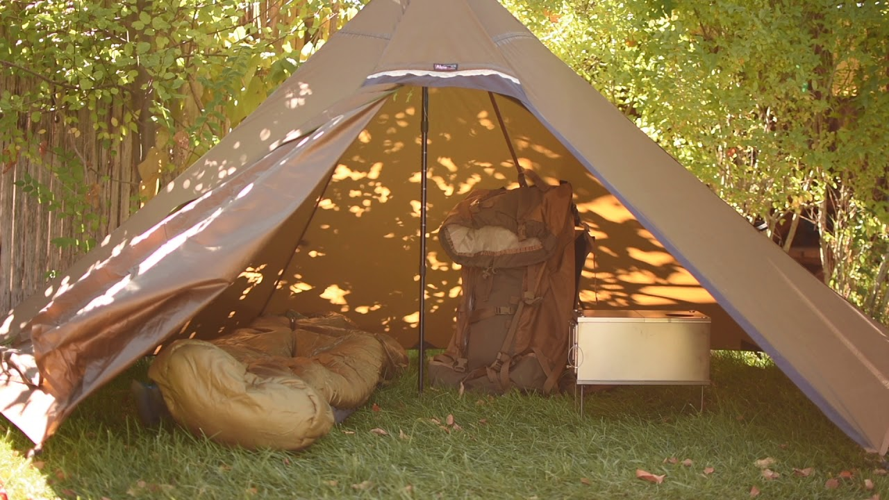 wholesale dealer 58ec8 43e69 Floorless Tipi Tent Benefits Discussion