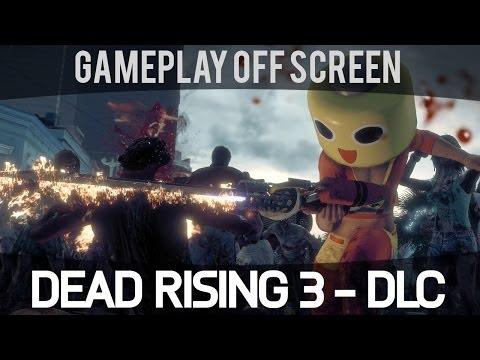 Super Ultra Dead Rising 3 Gameplay E3 2014 - Xbox One - HD - ITA