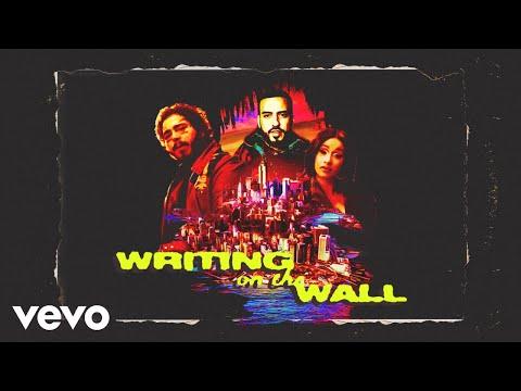 French Montana - Writing on the Wall  ft Post Malone Cardi B Rvssian