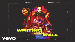 French Montana - Writing on the Wall (Audio) ft. Post Malone, Cardi B, Rvssian