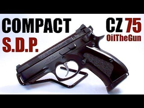 CZ 75 COMPACT SDP - CZ CUSTOM SHOP