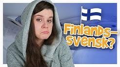 Hur finlandssvensk är jag?