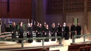 Hold Me Rock Me by Brian Tate - Milwaukee Choral Artists