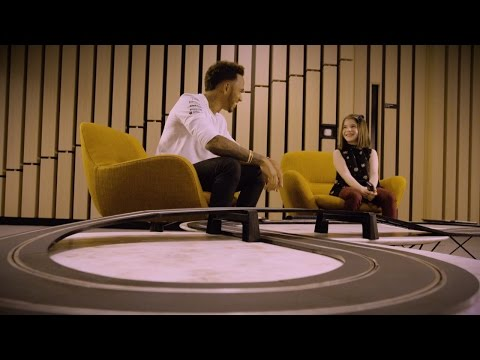The BEST Interview You'll Watch Today... Lewis Hamilton, Unlimited!