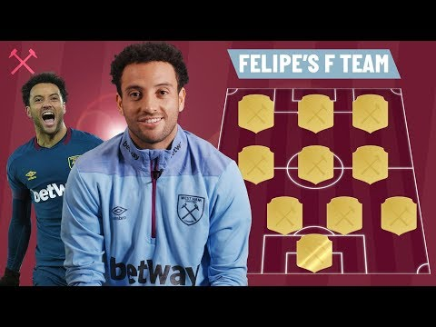 FELIPE'S F TEAM | FELIPE ANDERSON'S WORLD XI