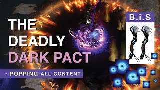 【The motherFARTING Build】Dark Poop 3.11 , Chaos DPS = All Content Viable