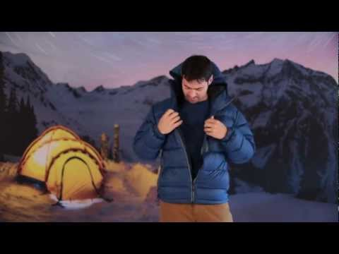 Men's Ice Down Jacket: Eastern Mountain Sports