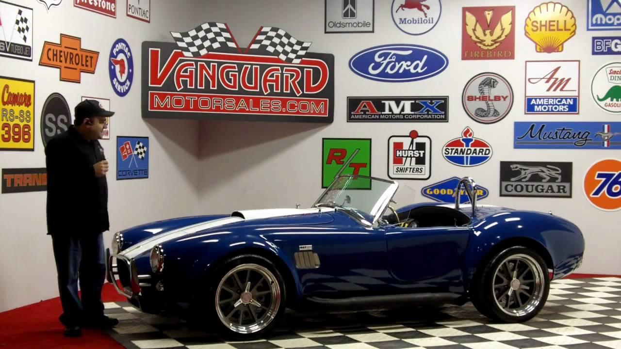 Cobra Kit Car For Sale Usa