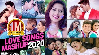 LOVE MASHUP 2020    NEPALI MOVIE LOVE MASHUP SONGS COVER