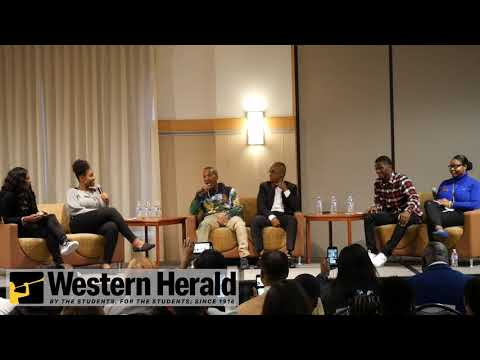 Korey Wise Speaking At Western Michigan University | Full Talk
