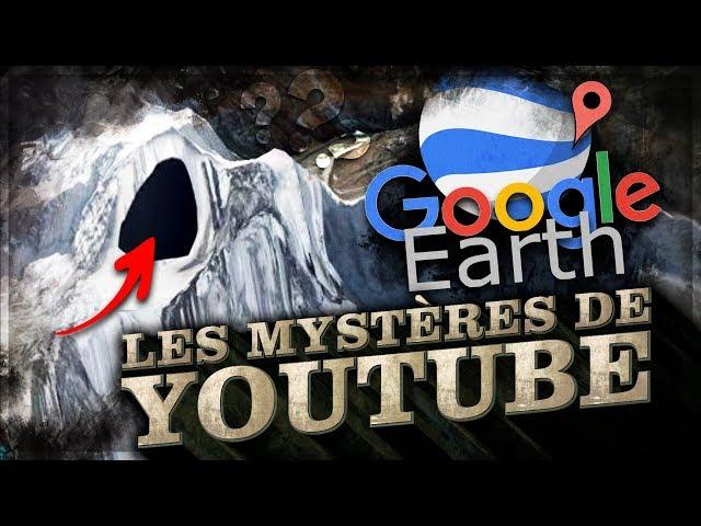 UNE MONTAGNE CENSURÉE SUR GOOGLE EARTH ?! MDY#15
