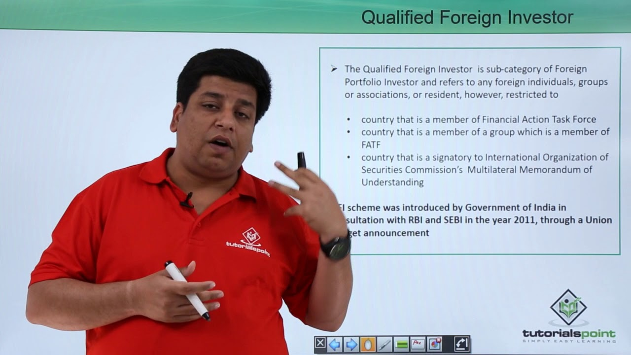 qualified foreign investors upsc
