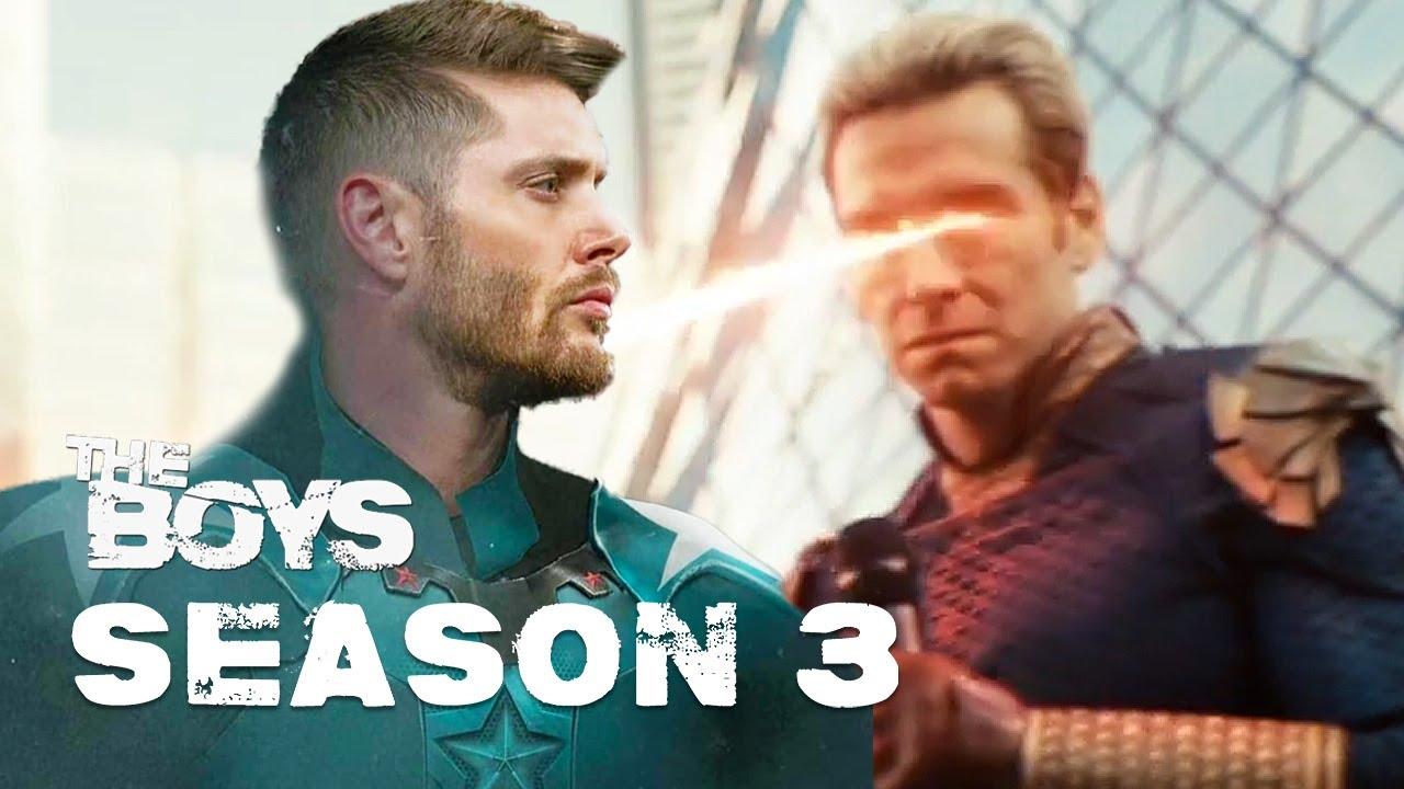 Download The Boys Season 3 Episode 1 Announcement - Avengers Marvel Trailer Easter Eggs