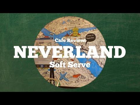 Cafe Review: Neverland Soft Serve (Pontianak, Indonesia)