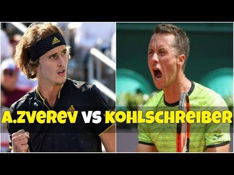 Alexander Zverev vs Philipp Kohlschreiber | FINAL Munich 2018 Highlights