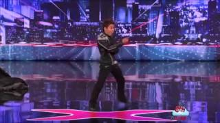 Man's Robotic Dance Routine Will Blow Your Mind! God's Creation is AMAZING!
