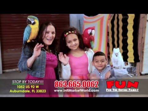 International Market World | Auburndale Fl | Flea Market | TV Commercial (English)