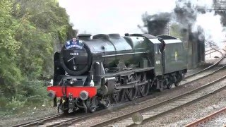 GB 1X Day 2 -  Royal Scot - 46100 - Plymouth - 270416