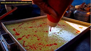 Repeat youtube video Live Khaman Dhokla | Most Popular Gujarati Food By Street Food & Travel TV India